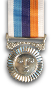 Riviresa Campaign Services Medal